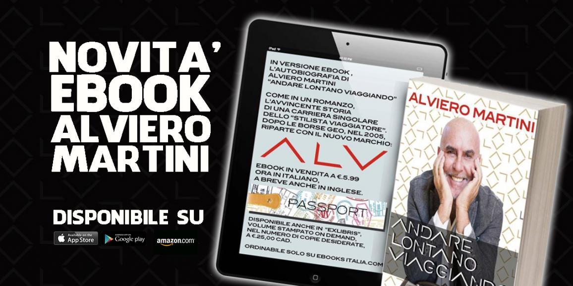 Alviero Martini Libro Autobiografico