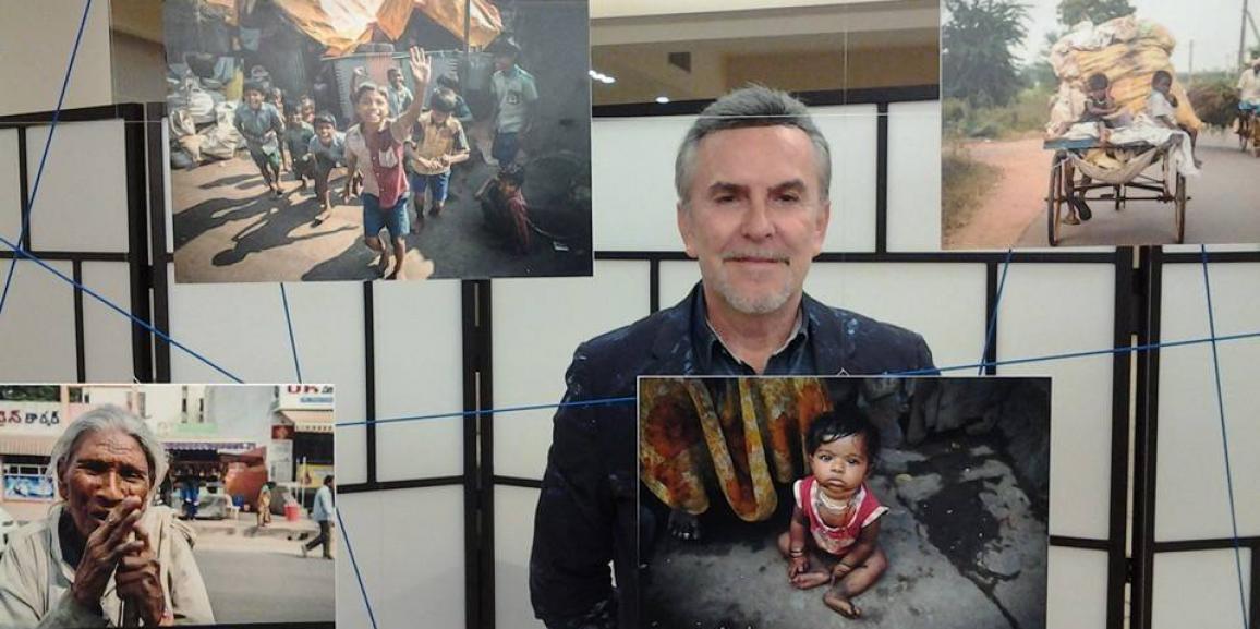 Arte e solidarietà, raccolti 5mila euro per i bambini indiani